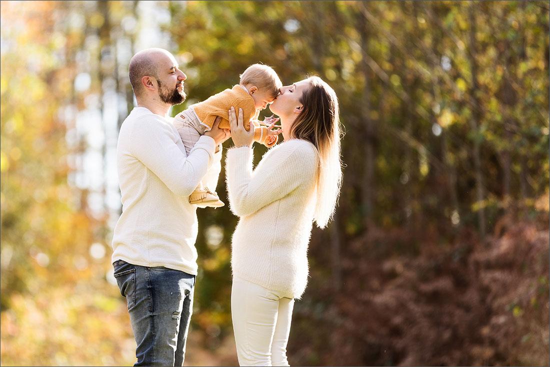 Familien Fotoshooting Rheinfelden