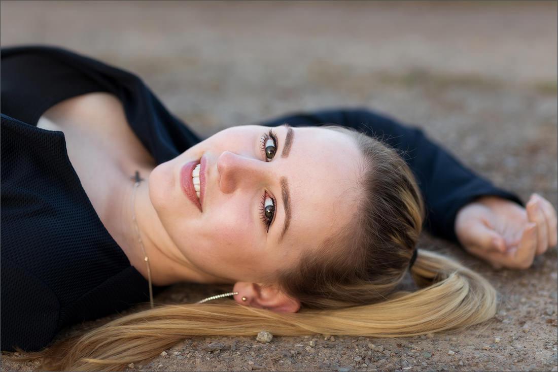 Portrait Fotoshooting