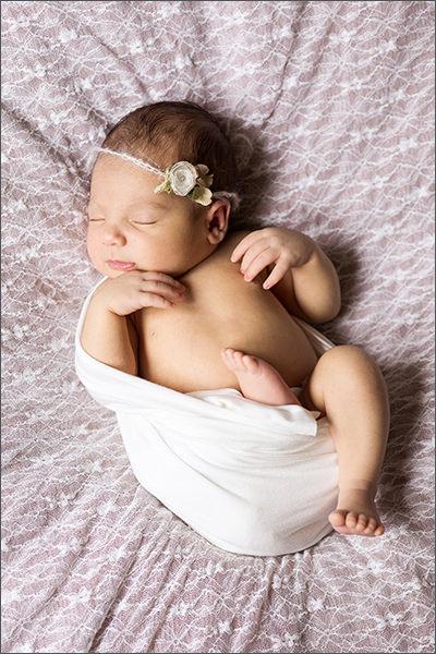 Neugeborenen Fotoshooting in Rheinfelden Baden